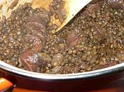 Lentilles Figatellu