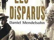 Daniel Mendelsohn, Disparus