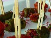 Bouchées poivron mariné