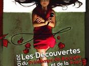 Découvertes Printemps Bourges inscrivez-vous
