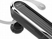 oreillettes Bluetooth solaire
