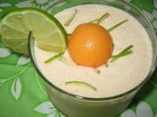 Mousse melon!!!