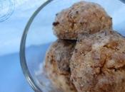 Boules gourmandes l'Abricot (sans oeufs)