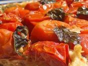 Tatin tomates cerises jambon parmesan