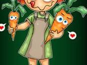 Charlotte carottes