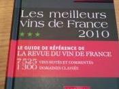 """Youwineblog is...content d'avoir reçu """"les meilleurs vins France 2010"""" from Revue France!!!"""