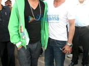 """Shahrukh Khan tournage film Akshay Kumar """"Blue"""""""
