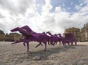 Veilhan caracole Versailles