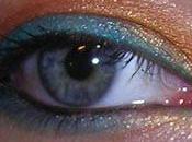 Concours maquillage: Couleurs improbables, proposition Diorella