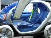Renault Twizy (les concept-cars électriques l'IAA 2009 billet n°3)