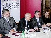 Rapport groupe travail Mazeaud financement campagnes électorales