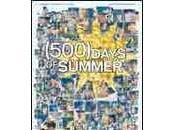 """""""500 Days Summer"""" (""""500 Jours ensemble"""") calendrier bleu"""