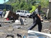 Tsunami meurtrier Samoa
