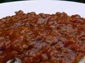 Sauce spaghettie