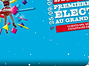 [SOIREE MOBILE] nuit Electro Grand Palais