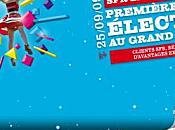 [SOIREE MOBILE] nuit Electro Grand Palais