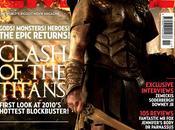 Choc Titans couverture titanesque d'Empire