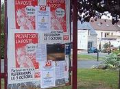 Appel voter contre privatisation poste