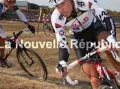 Cyclo cross-Monnaie victoire Renard Carnetin