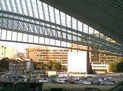 Elégante Liège Gare Guillemins Véronique Dubois