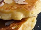 Pancakes pommes miel noisettes