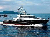 Superyacht pour vente.