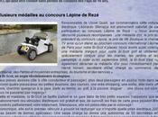 Bi-Scot quadricycle lectrique lger