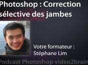 Correction sélective sous Photoshop