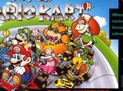 [Rétro-Game] Super Mario Kart (SNES)