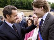 Nicolas Sarkozy compte désormais France Sarkosie naissance, fric, l'entregent, copains coquins