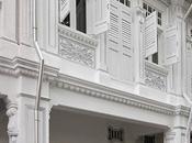 Villa charme, blair Road, Singapour