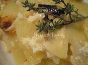 Gratin Dauphinois version Weight-Watchers