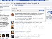 groupes Facebook changent