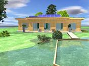 Conception bioclimatique d'une maison Bois