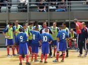 Futsal France domine l'Irlande