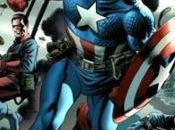 Marvel parle Captain America