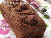 Minis cakes choco noisette crème Calisson
