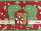 """carte """"fete Noel"""""""