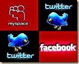 Logiciels gratuits pour Facebook,Twitter,MySpace