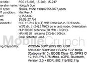 Motorola Droid version compatible avec réseaux européens