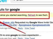 Twitter: comment actualiser automatiquement Twitter Search