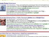Google Social Search: intégrez contacts résultats recherche