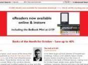 lecteurs ebooks vente chez Foyles
