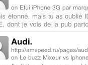 Wordpress pour iPhone