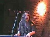 Incroyable vidéo live Lady Gaga 2006
