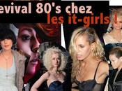 Tendance coiffure: Revival années chez it-girls