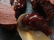 recette vendredi pour Paris Boudoir Gourmand Fondant chocolat noir fleur