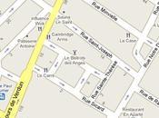 Google, l'ami touristes prépare monde tourisgooglistique GPS, Local Business nouvelle page résultats