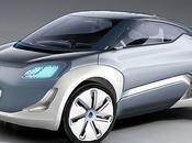 Renault chef file voiture electrique, arrive