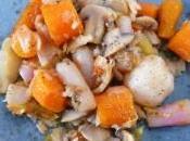 Plaisir gourmand novembre cocotte légumes